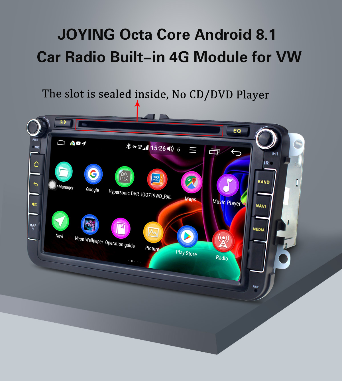 Android Head Unit Dvr App